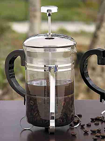 Brandani tisaniera 600cc vetro inox 58658 casalinghi for Amazon casalinghi