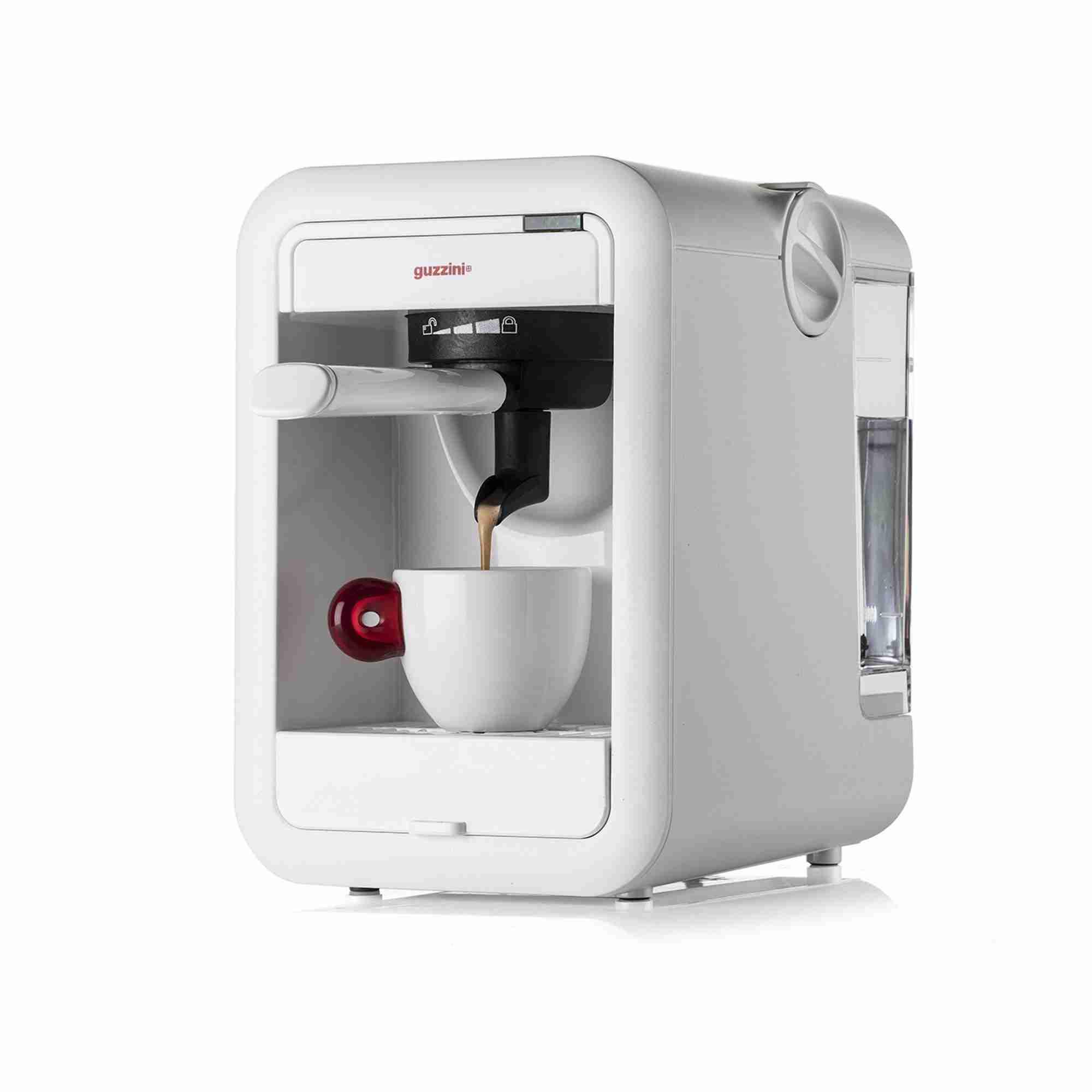 Guzzini Kitchen Active Design Macchina da caffe espresso 1200W per ...