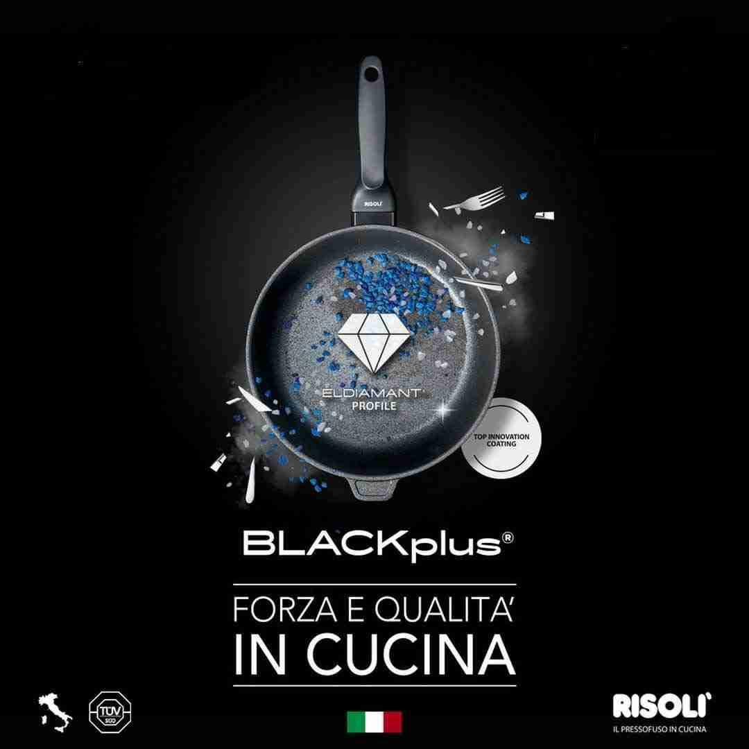 Risoli Casseruola Cocotte Con Coperchio Le Pignatte Induzione Made in Italy Diametro 20cm